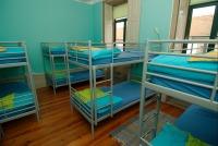Shared room at Oporto Sky Hostel
